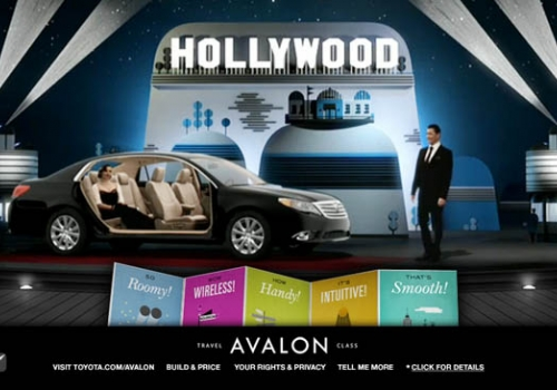 Toyota Launches Marketing Campaign For Redesigned 2011